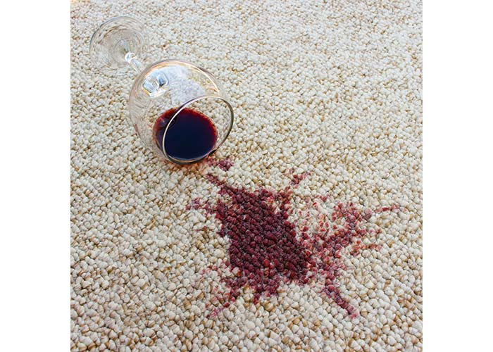 cleaning stains on rugs in Middletown, CT